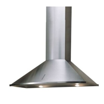 "30"" Wall Series 600 CFM Convertible Wall Mount Range Hood"