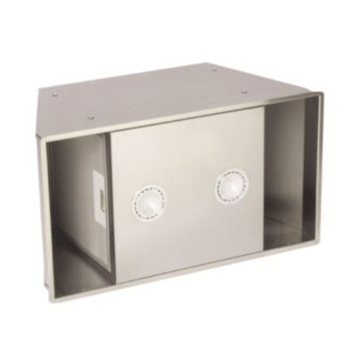 "Built-In Hoods 600 CFM Convertible Insert Range Hood Height: 11.81"" H x 20.47"" W x 11.44"" D"