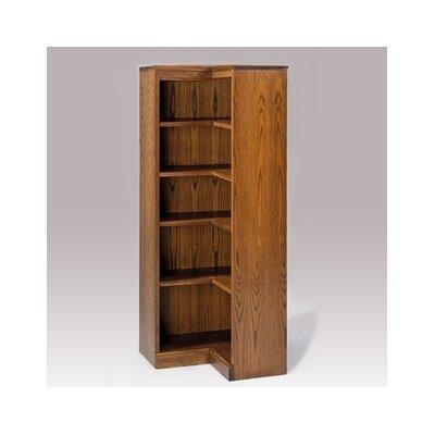 "Hale Bookcases 200 Signature Series Inside 60"" Corner Unit Bookcase"