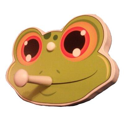 Frog Coat Rack
