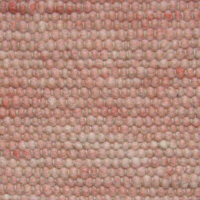 Jordan Teppiche Handgearbeiteter Teppich Atlantis in Terracotta