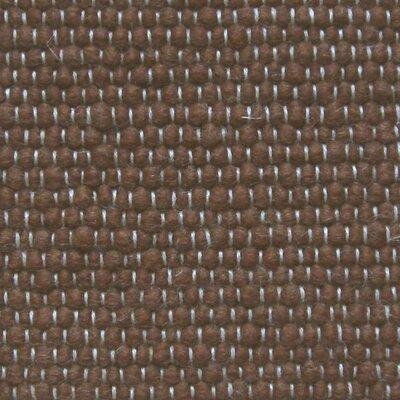 Jordan Teppiche Handgearbeiteter Teppich Atlantis in Kaffee