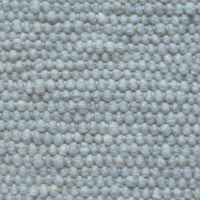 Jordan Teppiche Handgearbeiteter Teppich Atlantis in Steingrau