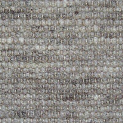 Jordan Teppiche Handgearbeiteter Teppich Atlantis in Braun