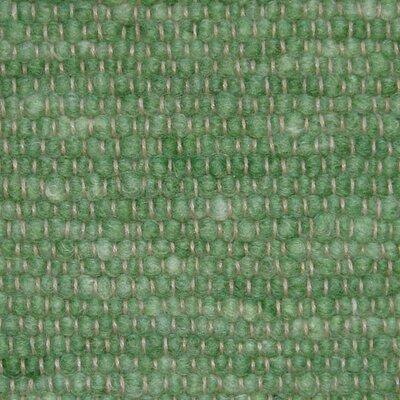 Jordan Teppiche Handgearbeiteter Teppich Atlantis in Grasgrün