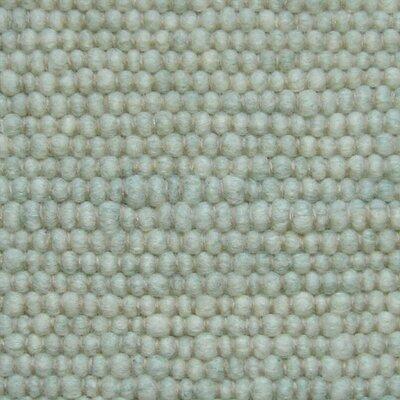 Jordan Teppiche Handgearbeiteter Teppich Atlantis in Mint