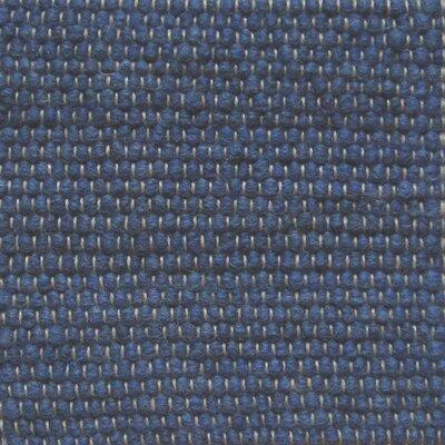 Jordan Teppiche Handgearbeiteter Teppich Atlantis in Navy Blau