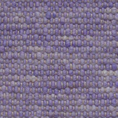 Jordan Teppiche Handgearbeiteter Teppich Atlantis in Lila
