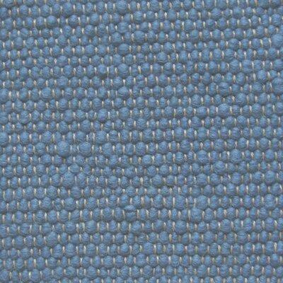 Jordan Teppiche Handgearbeiteter Teppich Atlantis in Himmelblau