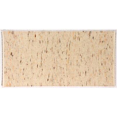 Jordan Teppiche Handgearbeiteter Teppich Alpbach in Apricot