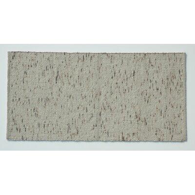 Jordan Teppiche Handgearbeiteter Teppich Alpbach in Beige