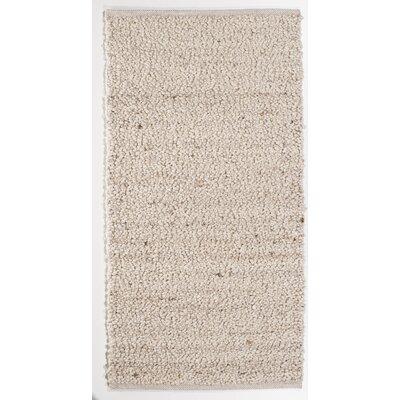 Jordan Teppiche Handgearbeiteter Teppich Seefeld in Beige