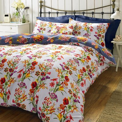 Emma Bridgewater Festival of Flowers 100% Cotton Quilt Cover