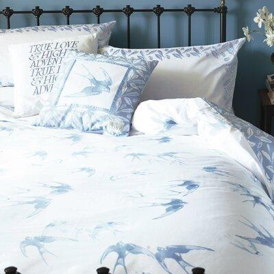 Emma Bridgewater Swallows 100% Cotton Duvet Cover