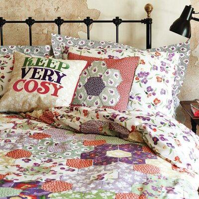 Emma Bridgewater Wallflower 100% Cotton Duvet Cover