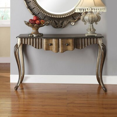 A&J Homes Studio Lumi Console Table