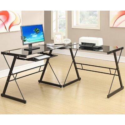 Kensington L-Shape Computer Desk