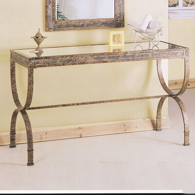 Egyptian Console Table