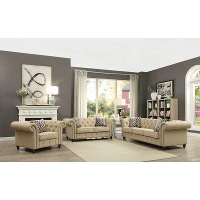 Davi Configurable Living Room Set