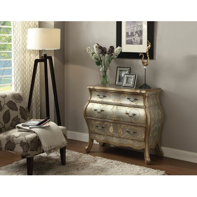 Ragsdale Bombay 3 Drawer Chest