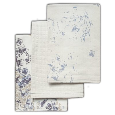 bennettandbates Bonnefoy 3-Piece Tea Towel Set