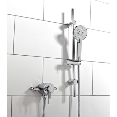 DeéGB Green Bank Twin Concealed Thermostatic Shower Valve
