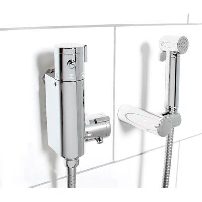 DeéGB Twin Exposed Thermostatic Shower Valve