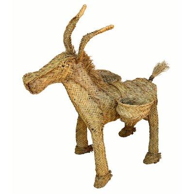 Artesania San Jose Donkey Figurine