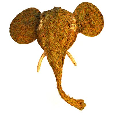 Artesania San Jose Elephant Bust