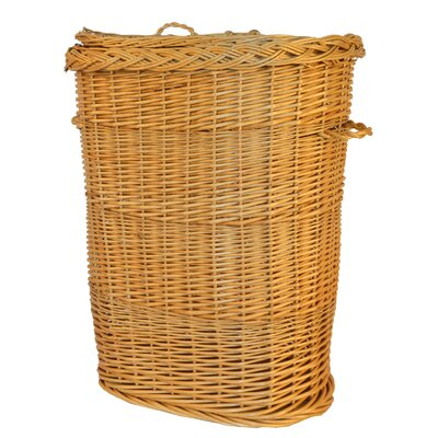 Artesania San Jose Oval Basket with Cover