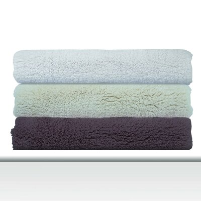 Hizer Purity Bath Rug Color: Natural, Size: 47""