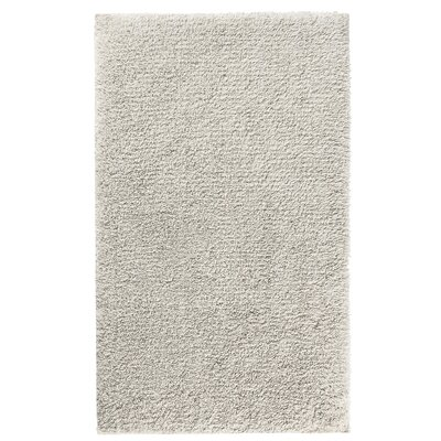 """Fortney Rayon from Bamboo Cloud Bath Rug Color: Natural, Size: 20"""" W x 30"""" L"""