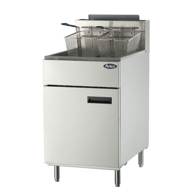 Deep Fryer with Natural Gas