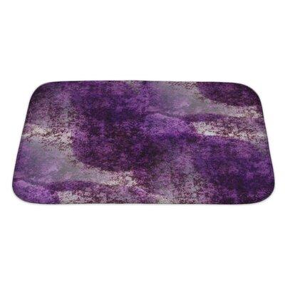Art Primo Impressionism Lilac Artist Watercolor Bath Rug Size: Large