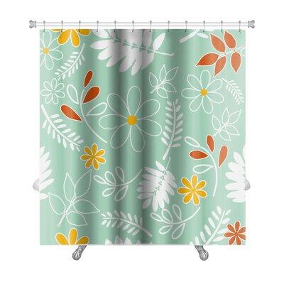 Leaves Leaf Premium Shower Curtain