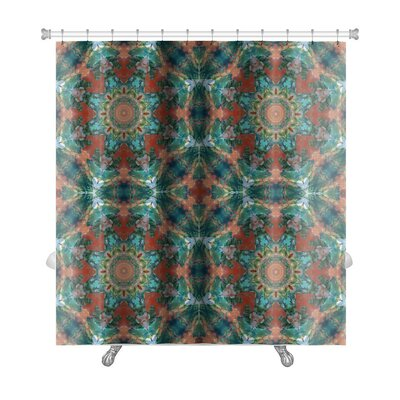 Kilo Artistic Abstract Colorful, Painting in Oils Premium Shower Curtain