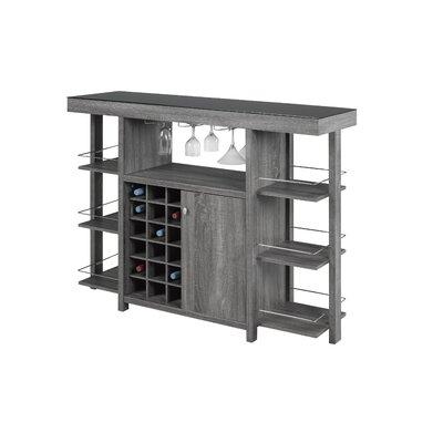 Feldt Bar with Wine Storage