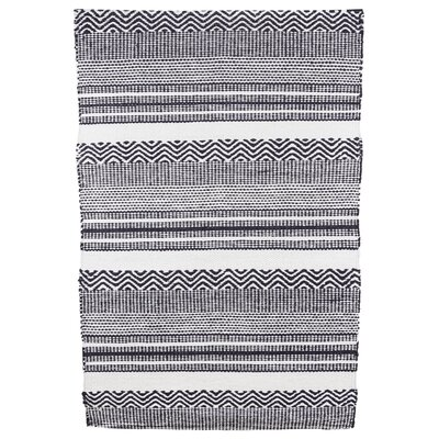 House Doctor Everyday 2016 Black/White Area Rug