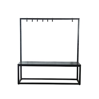 House Doctor Everyday 2016 Wood Rack Bench