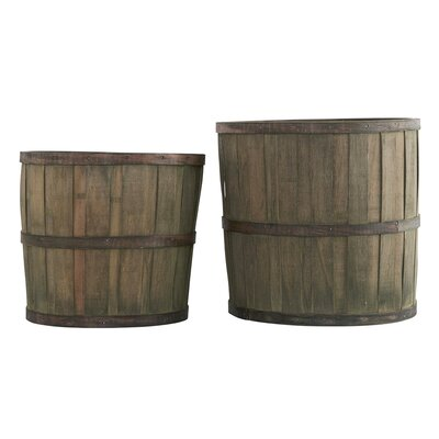 House Doctor Everyday 2016 2 Piece Lilly Basket Set