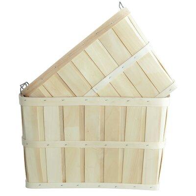 House Doctor Everyday 2016 2 Piece Storage Basket Set