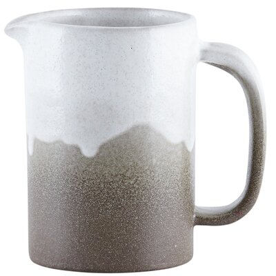 House Doctor Everyday 2016 Running Glaze Pitcher