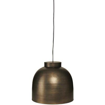 House Doctor Everyday 2016 1 Light Bowl Pendant