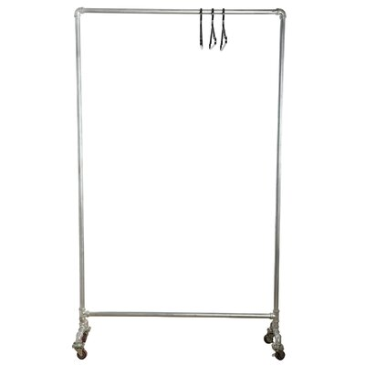House Doctor Everyday 2016 165cm H x 110cm W x 40cm D Freestanding Pipe Garments Rack