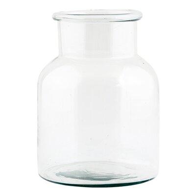 House Doctor Everyday 2016 Glass Jar Trad Vase