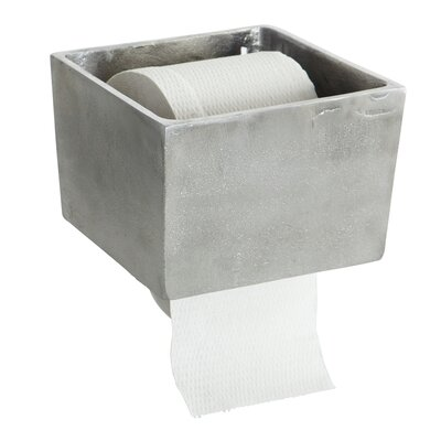 House Doctor Everyday 2016 Wall Mounted Raw Toilet Paper Holder