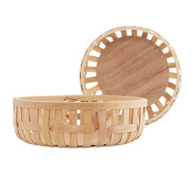 House Doctor Everyday 2016 2 Piece Weave Basket Set