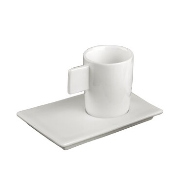 Deagourmet Geo 24 Piece Espresso Cup and Saucer Set