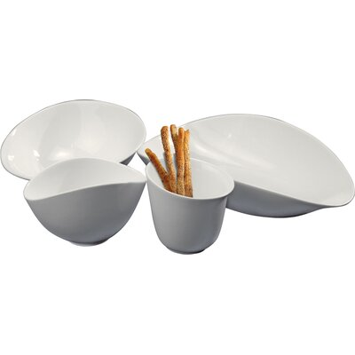 Deagourmet Soffio 4 Piece Bowl Set
