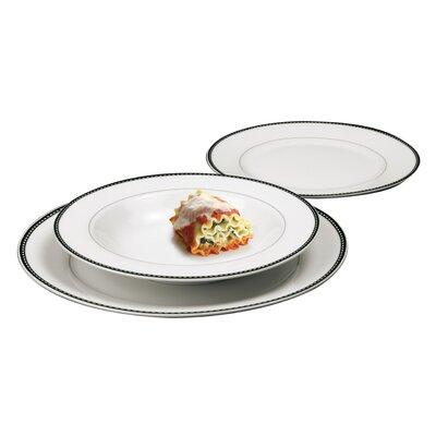 Deagourmet Saturno 28cm 6 Piece Dinner Plate Set